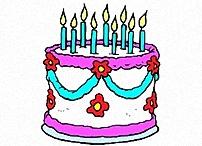 Malvorlagen Geburtstag Gratis