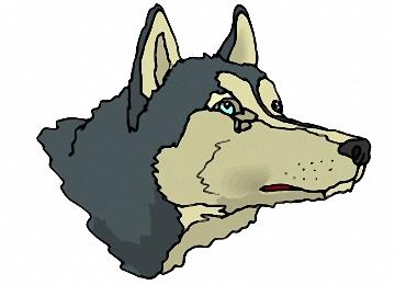 Wolf Zum Ausmalen Und Ausdrucken - Malvorlagen