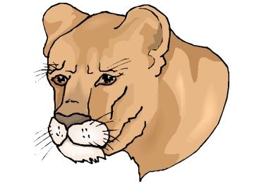 Löwenkopf Ausmalbilder Kostenlos