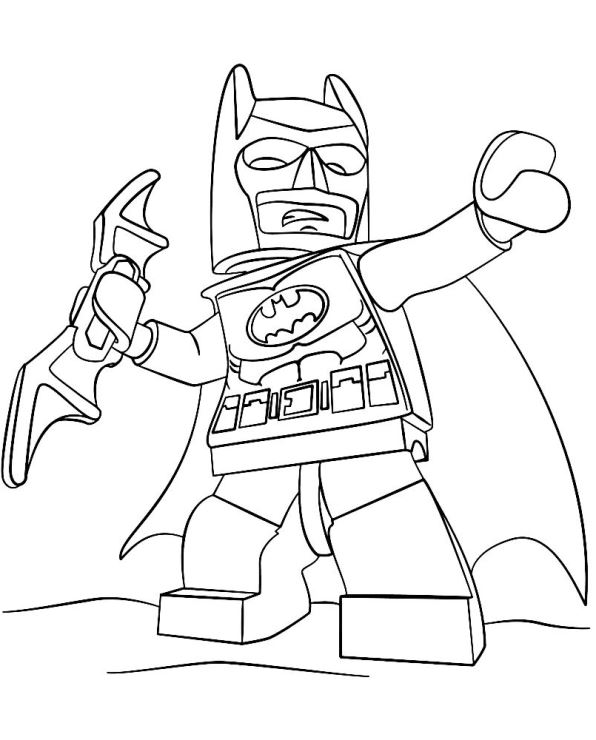 Lego batman Malvorlagen - Malvorlagen1001