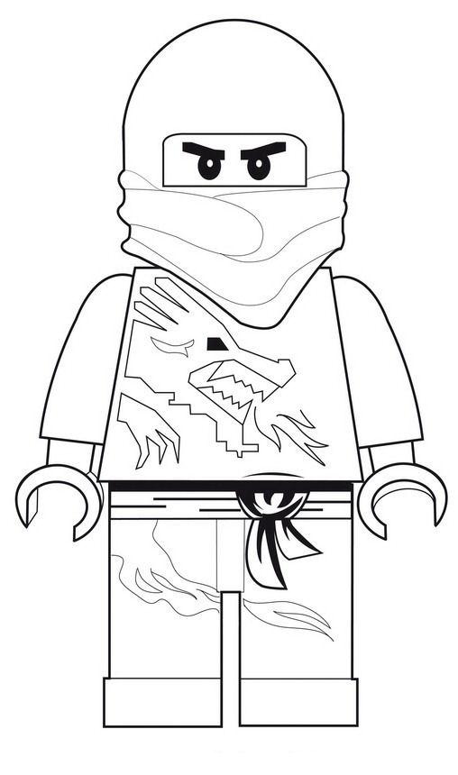 Lego ninjago Malvorlagen - Malvorlagen1001