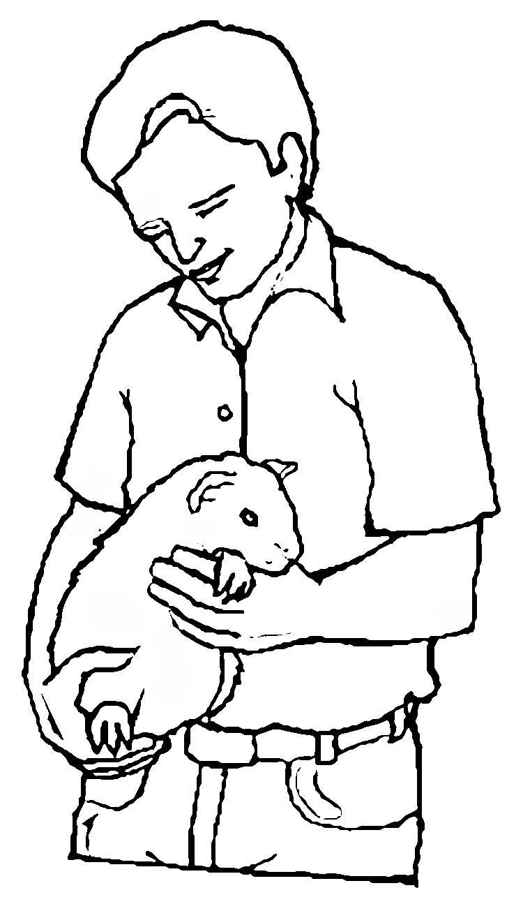 Meerschweinchen Malvorlagen - Malvorlagen1001