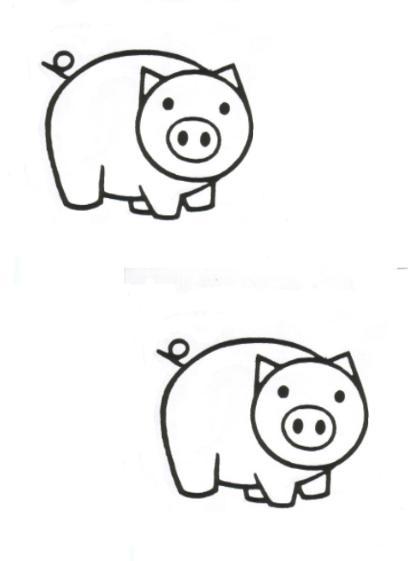 Schwein Malvorlagen - Malvorlagen1001