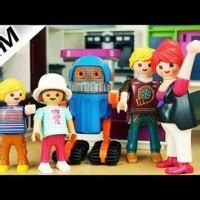 934 playmobil malvorlage einkaufscenter Coloring and