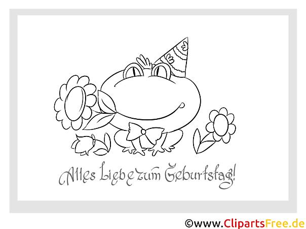 Malvorlage Frosch Mit Krone - tippsvorlage
