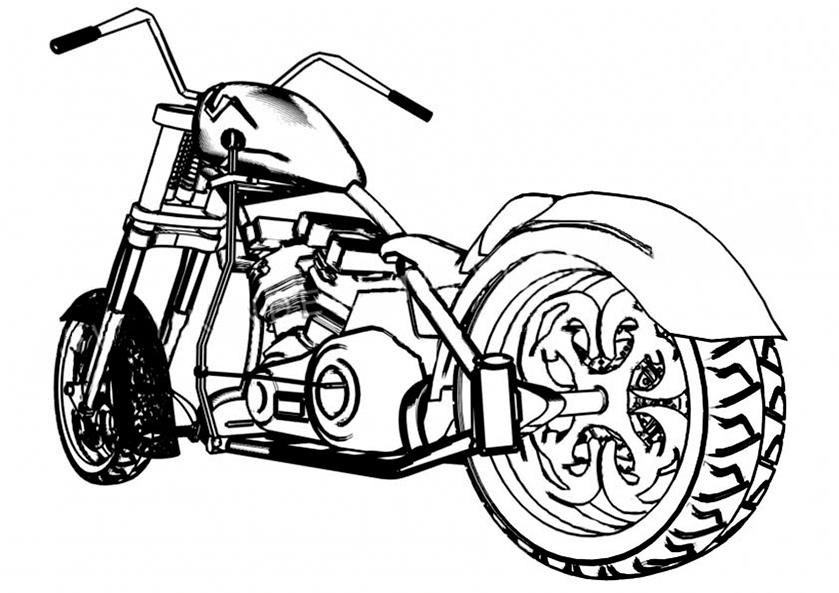 Malvorlagen Kostenlos Motorrad 4 Malvorlagen Kostenlos