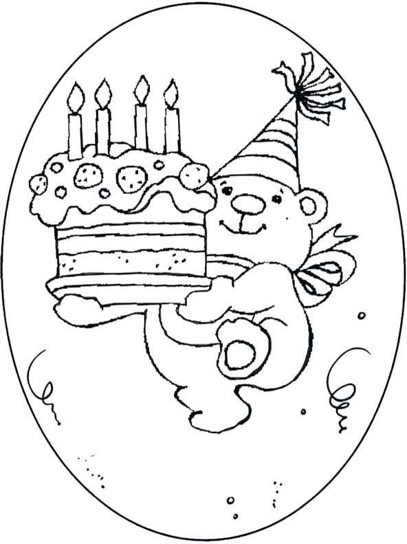 Malvorlagen Geburtstag 8 Malvorlagen Kostenlos