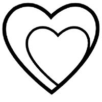 Malvorlagen Herzen Vorlagen Ausmalbilder