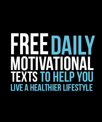 free daily motivational text subscription
