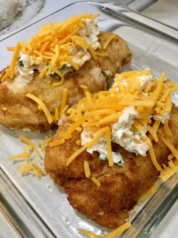 jalapeno popper chicken macros