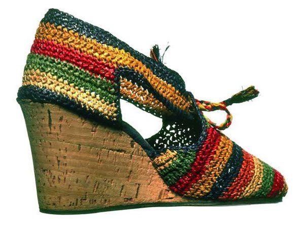 Mame Fashion Dictionary Ferragamo: 楔形鞋