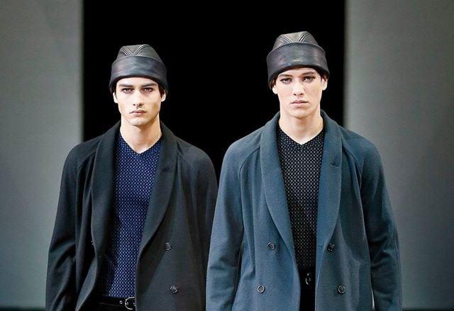 Giacca Da Camera Uomo Milano : Conclusa milano moda uomo le sfilate di armani scervino e