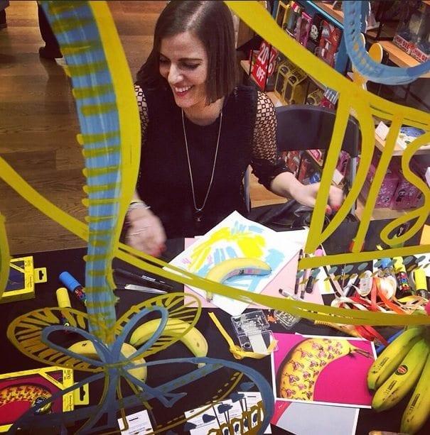 L intervista a Marta Grossi. Banana Graffiti f4c4214f818