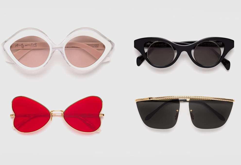Nuova collaborazione tra la Andy Warhol Foundation e il brand di occhiali Super