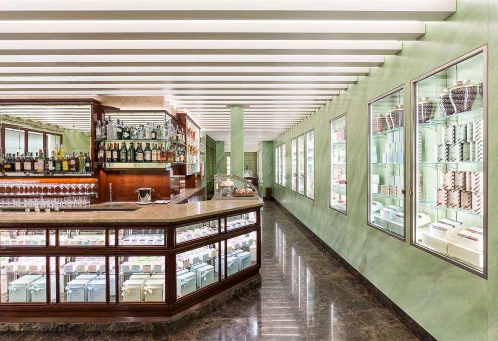 Riapre la storica pasticceria Marchesi, targata Prada