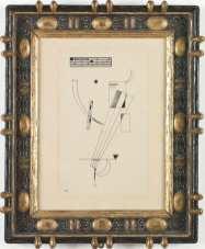 Kandinskij, senza titolo, composizione astratta, 1932. Courtesy Mart Rovereto