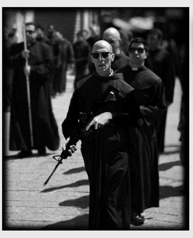 BeckerHarrison Machinegun preachers, 2012.© BeckerHarrison courtesy galerie hiltawsky