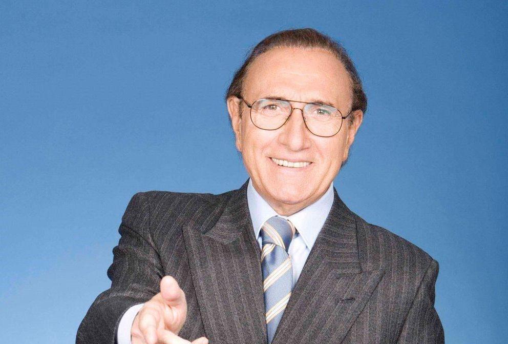 PIPPO BAUDO: GLI 80 ANNI DI UN MITO DELLA TELEVISIONE