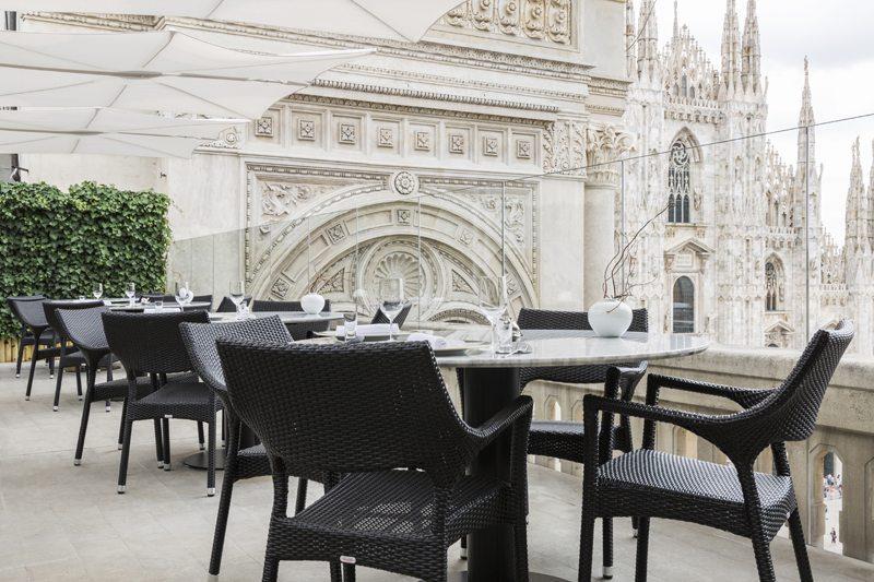 Felix Lo Basso Restaurant Una Terrazza Sul Duomo Mam E