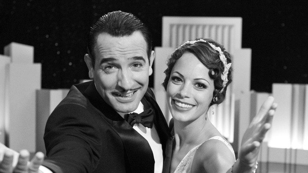QUESTA SERA IN TV: 'THE ARTIST' E LA MAGIA DEL CINEMA MUTO