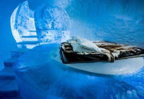 Icehotel Svezia