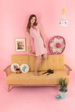 Moda: La Primavera 2017 Lazzari, tra sombrero e gattini