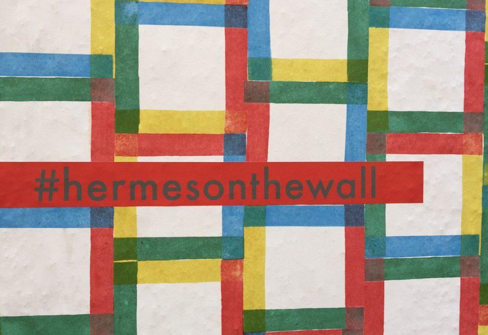 HERMÈS ON THE WALL: IL LATO GLAMOUR DEL RIVESTIMENTO