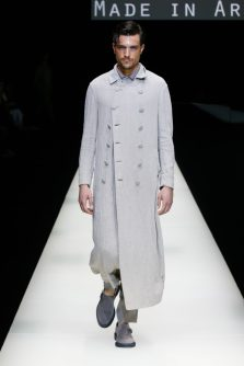 """Moda: """"Made in Armani"""" e Giappone, lo stile di Re Giorgio"""