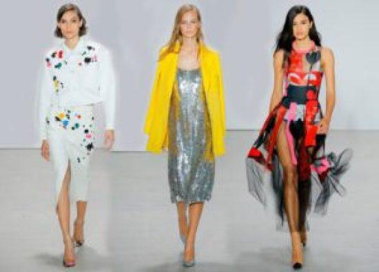 Fashion: Spring 2018 New York Fashion Week. Oscar de la Renta