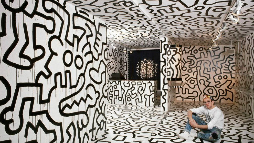 KEITH HARING: PARTY OF LIVE A BOLOGNA