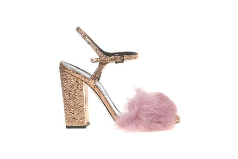 Collezione Mam Pollini E Moda Primavera Estate Sandalo Pelliccia 2018 CtQhdrxsBo