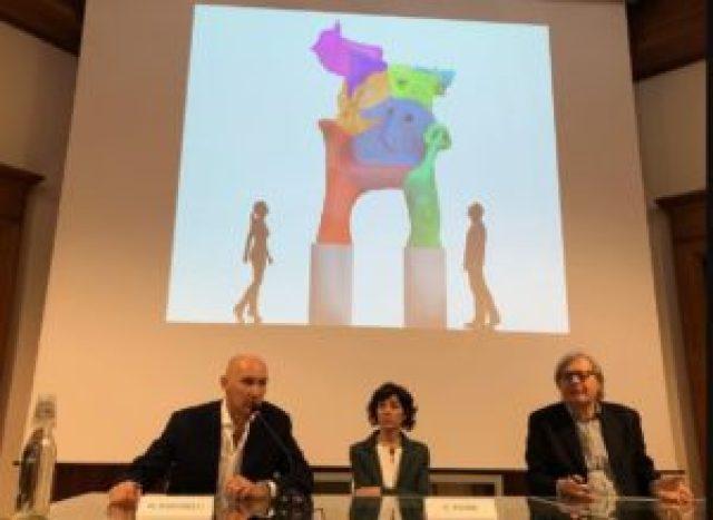 mam-e design PESCE MILANO RENDE OMAGGIO AL DESIGNER presentazione