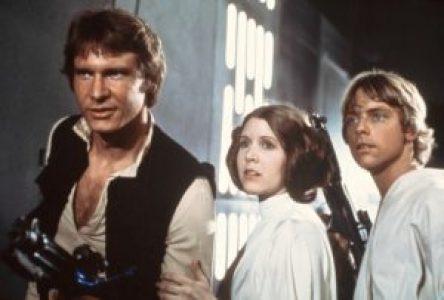 mame cinema STAR WARS - ESORDIO AL CINEMA IL 25 MAGGIO 1977 scena