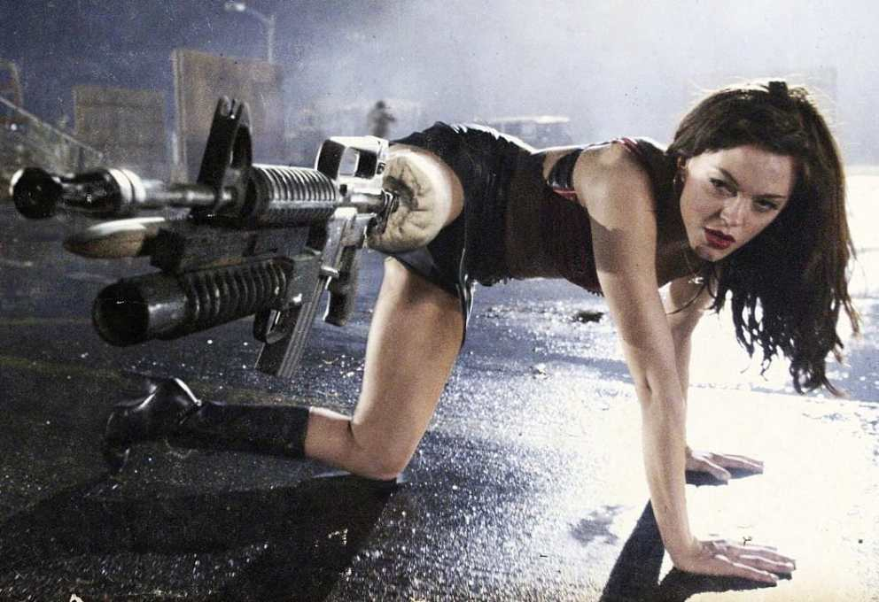 STASERA IN TV PLANET TERROR DI RODRIGUEZ
