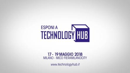 mame tecnologia TECHNOLOGY HUB TORNA A FIERAMILANOCITY logo