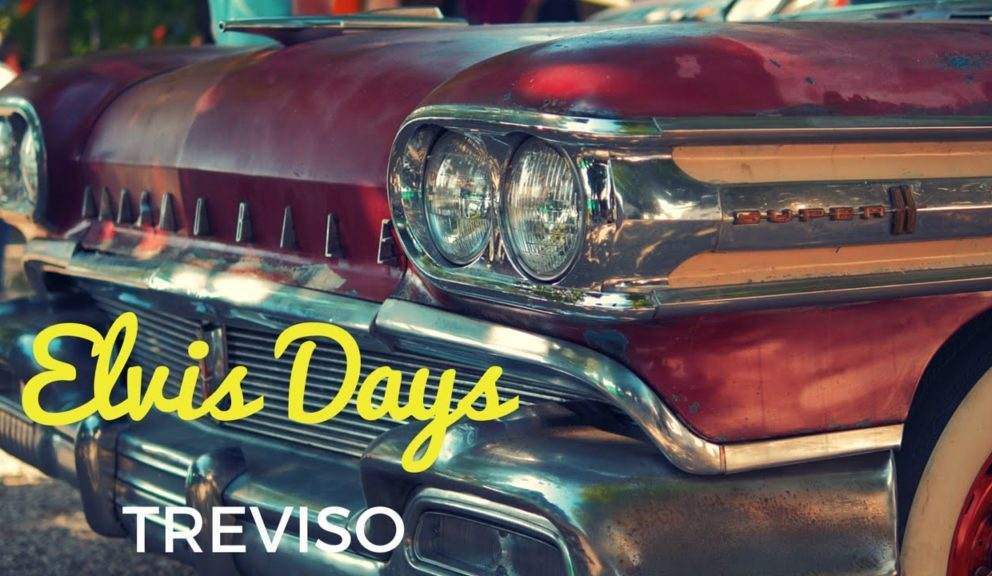 ELVIS DAY FROM MEMPHIS TO TREVISO