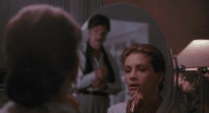 mame cinema A LETTO CON IL NEMICO - STASERA IN TV scena