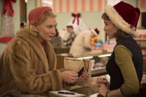 mame cinema CAROL - STASERA IN TV L'AMORE TRA CAROL E THERESE