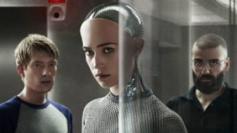 mame cinema EX MACHINA - STASERA IN TV IL FILM DI ALEX GARLAND trio