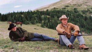 mame cinema I SEGRETI DI BROKEBACK MOUNTAIN - STASERA IN TV scena