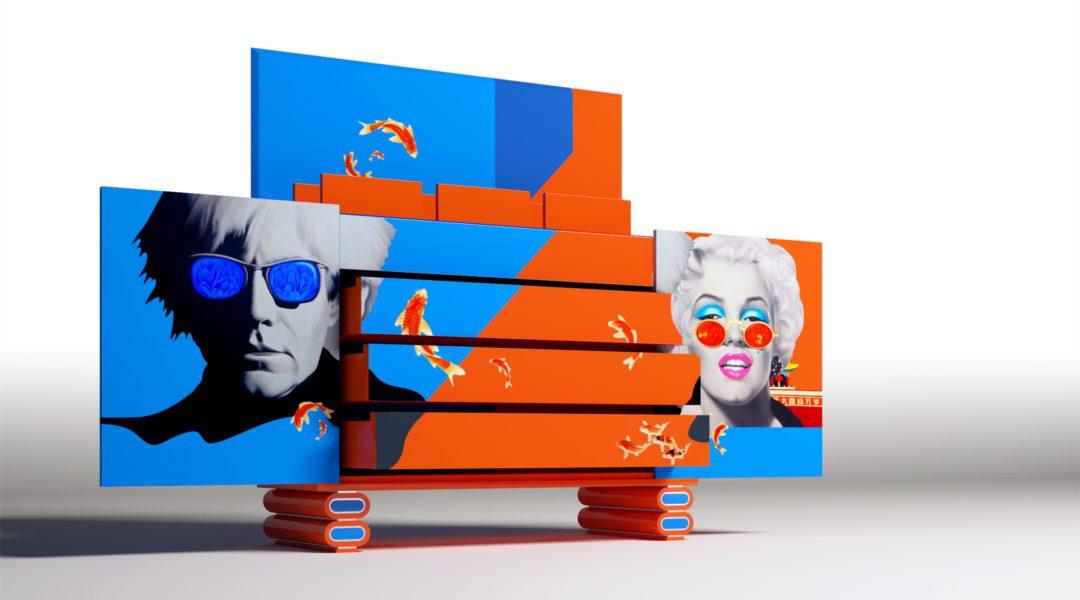 Arredamento Pop Art Milano : Biennale architettura tra pop art italia e cina mam e