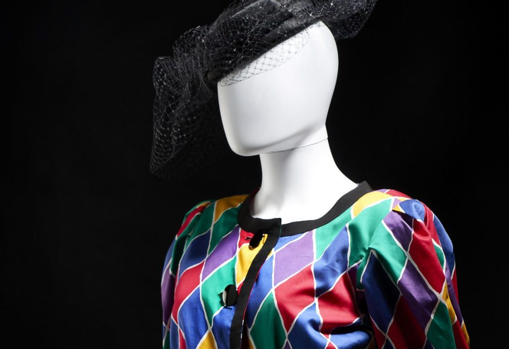ICONICA, A TORINO L'OMAGGIO A YVES SAINT LAURENT