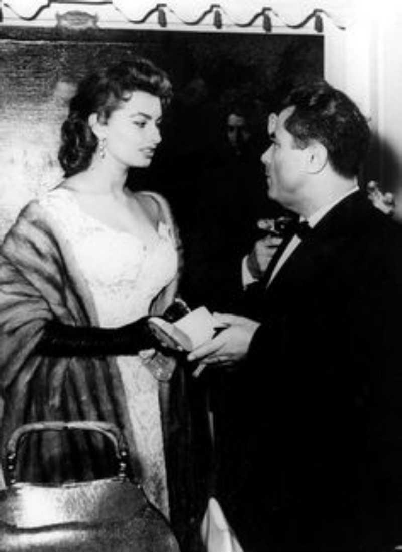 Mame Moda Omaggio al grande Salvatore Ferragamo. Sophia Loren