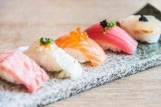mame viaggi #MAMEHOLIDAYS - TOKYO, IL CUORE DEL SOL LEVANTE sushi