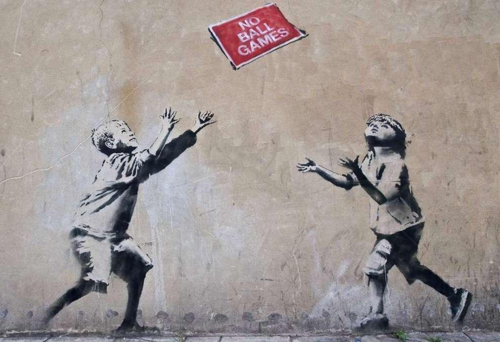 BANKSY E LA SUA STREET ART AL MUDEC DI MILANO