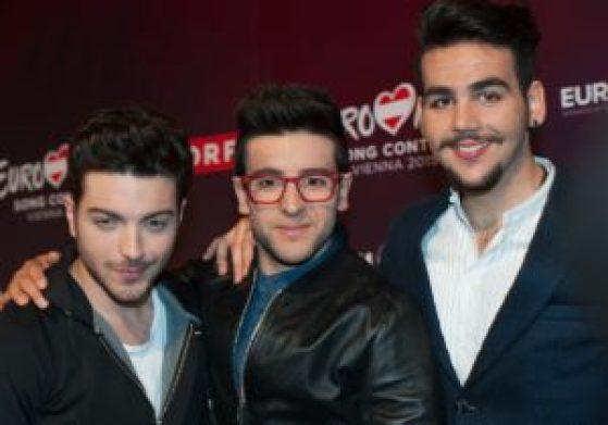 mam-e musica IL VOLO IN CONCERTO CON UN ORCHESTRA SINFONICA eurovision
