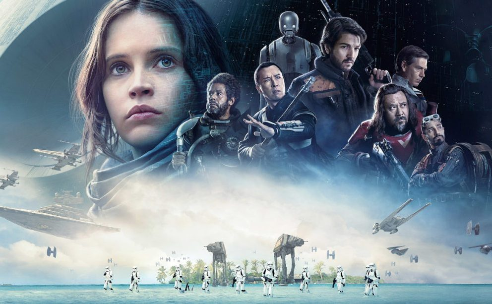 ROGUE ONE: A STAR WARS STORY – STASERA IN TV