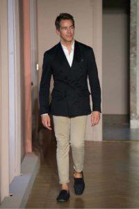 Mame Moda Milano Fashion Week, Agnona nel calendario. Simon Holloway