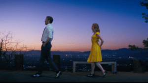 mame cinema LA LA LAND - STASERA IN TV IL MUSICAL VINCITORE DI 6 OSCAR scena