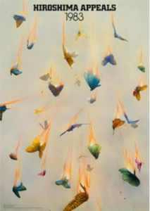 Mame moda Issey Miyake, mostra in ricordo di Hiroshima. Burning Butterflies